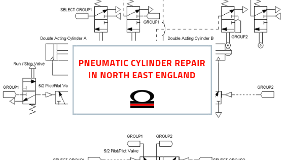 Air Cylinder Repair in North East England