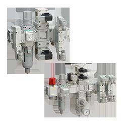 CKD Air Unit - CXU Series