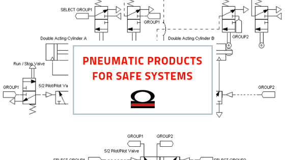 Pneumatic Products for Safe Systems