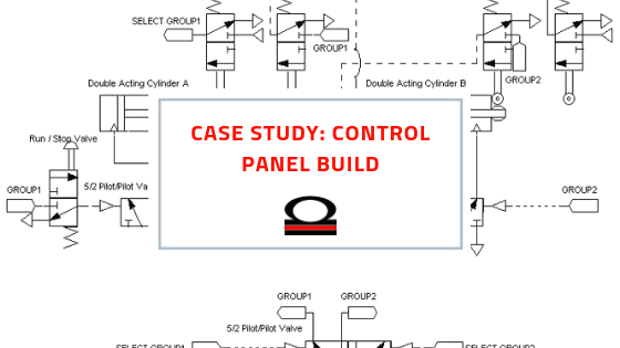 Pneumatic Control Panel Build