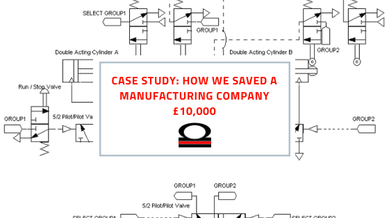 Case Study: How We Saved a Manufacturing Company £10,000