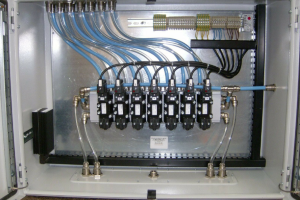 Pneumatic Control Panels Designed & Built in-house