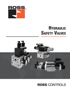 Ross Controls Hydraulic Safety Valves