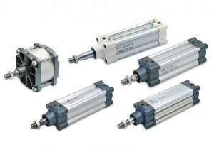 Metal Work ISO 15552 Series Cylinders