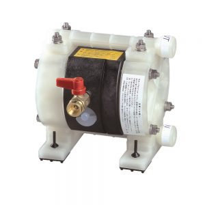Yamada Diaphragm Pumps NDP-10/15 Polypropylene