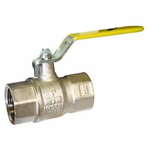 Specialist Valves Gas Approved